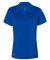 Adidas Golf Clothing A323 Women's Cotton Blend Sport Shirt Collegiate Royal