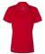 Adidas Golf Clothing A323 Women's Cotton Blend Sport Shirt Power Red