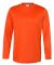 Russel Athletic 631X2M Core Long Sleeve Performance Tee Burnt Orange