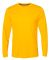 Russel Athletic 631X2M Core Long Sleeve Performance Tee Gold