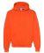 Russel Athletic 695HBM Dri Power® Hooded Pullover Sweatshirt Burnt Orange