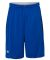 "Russel Athletic TS7X2M 10"" Essential Shorts with Pockets Royal"