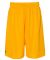 Russel Athletic 659AFM Dri-Power® Tricot Mesh Shorts Gold