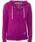 Russel Athletic 64ZTTX Women's Essential Jersey Full-Zip Hoodie