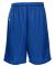 Russel Athletic 659AFB Youth Tricot Mesh Short Royal