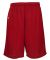 Russel Athletic 659AFB Youth Tricot Mesh Short True Red