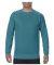 1566 Comfort Colors - Pigment-Dyed Crewneck Sweatshirt Topaz Blue
