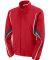 Augusta Sportswear 7712 Women's Rival Jacket Red/ Slate/ White