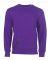 Russel Athletic 82CNSM Cotton Rich Crewneck Sweatshirt Purple Heather