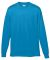 Augusta Sportswear 788 Performance Long Sleeve T-Shirt Power Blue