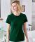 Hanes Ladies Nano T Cotton T Shirt SL04