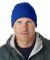 8130 UltraClub® Acrylic Knit Beanie with Cuff  ROYAL