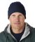 8130 UltraClub® Acrylic Knit Beanie with Cuff  NAVY