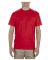Alstyle 1305 Adult Pocket Tee Red