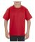 Alstyle 3383 Classic Juvy Tee Red