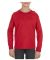 3384 ALSTYLE Yth Retail Long Sleeve T Red