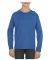3384 ALSTYLE Yth Retail Long Sleeve T Royal