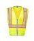 ML Kishigo 1576-1577 X Back Dual Compliant Vest