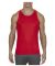 Alstyle 1307 Adult Tank Top Red