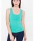 8308 American Apparel Cotton Spandex Tank Top Mint (Discontinued)