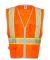 ML Kishigo 1576-1577 X Back Dual Compliant Vest Orange