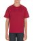 3381 ALSTYLE Youth Retail Short Sleeve Tee Cardinal