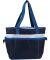 9251 Gemline Vineyard Insulated Tote NAVY BLUE