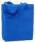 Liberty Bags 9861 Allison Cotton Canvas Tote ROYAL