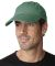 SB101 Adams Cotton Twill Pigment-Dyed Sunbuster Cap Forest