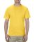 1301 Alstyle Adult Cotton Tee Yellow