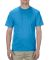 1301 Alstyle Adult Cotton Tee Turquoise