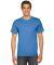 AP200 Authentic Pigment Men's XtraFine T-Shirt PERIWINKLE