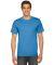 AP200 Authentic Pigment Men's XtraFine T-Shirt WESTERN SKY