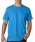 B5000 Bayside Adult Jersey Cotton Tee Turquoise