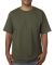 5040 Bayside Adult Short-Sleeve Cotton Tee Olive