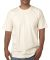 5040 Bayside Adult Short-Sleeve Cotton Tee Natural
