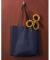 BE002 BAGedge Non-Woven Promo Tote NAVY