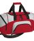 Port Authority BG990S    - Small Colorblock Sport Duffel Red/Grey