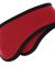 Port Authority C916    Two-Color Fleece Headband Red