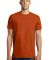 District Young Mens Concert Tee DT5000 Deep Orange