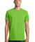 District Young Mens Concert Tee DT5000 Neon Green