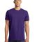 District Young Mens Concert Tee DT5000 Purple