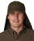 EOM101 Adams Extreme Outdoor Cap Olive
