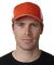 FA102 Adams Cotton Twill Fairway Cap ORANGE/WHITE