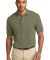 Port Authority Pique Knit Polo K420 Faded Olive