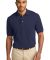 Port Authority Pique Knit Polo K420 Navy