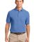 Port Authority Silk Touch153 Polo with Pocket K500P Ultramrne Blue