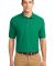 Port Authority Silk Touch153 Polo K500 Kelly Green