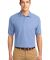 Port Authority K500ES    Extended Size Silk Touch Polo Light Blue
