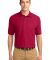 Port Authority Silk Touch153 Polo K500 Red